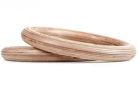 4.гимнастические кольца деревянные