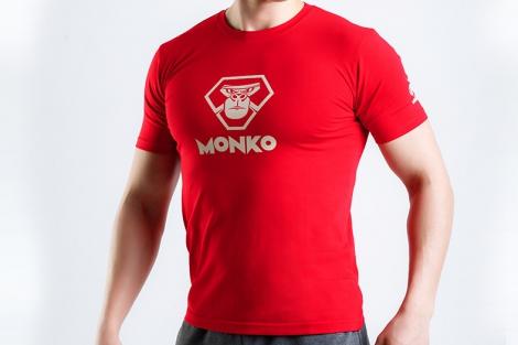футболка монко