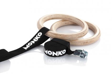 гимнастические кольца monko