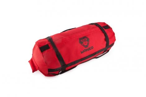тяжелый мешок красный