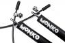скакалка для кроссфита monko